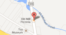 The Old Mill Pizza & Restaurant - 5784 Business Rout 209 Sciota, PA 18354