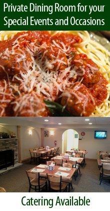 Restaurants - Sciota, PA - The Old Mill Pizza & Restaurant