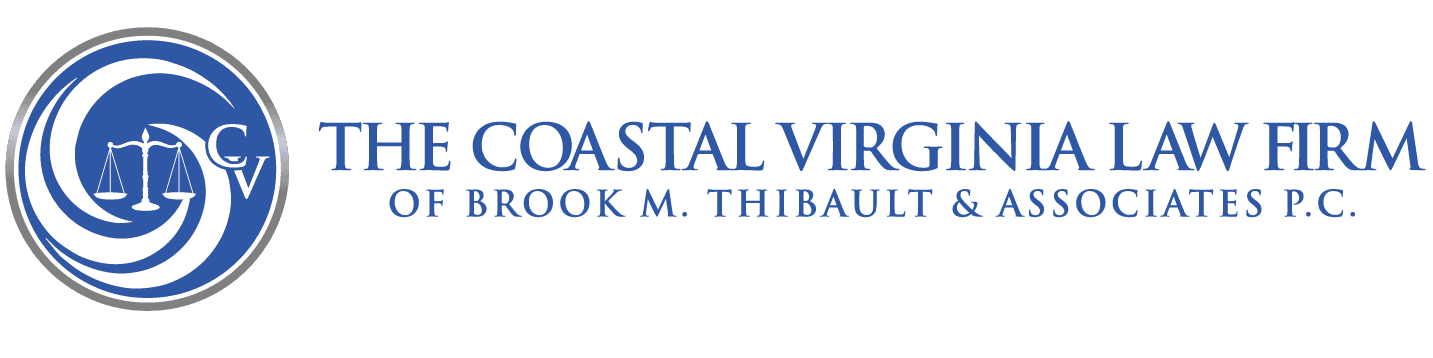 The Coastal Virginia Law Firm of Brook M. Thibault & Associates P.C. - Logo