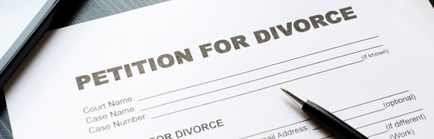 Petition for divorce