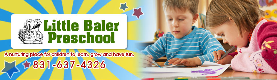 Childcare - Little Baler Preschool - Hollister, CA