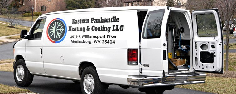 HVAC Van
