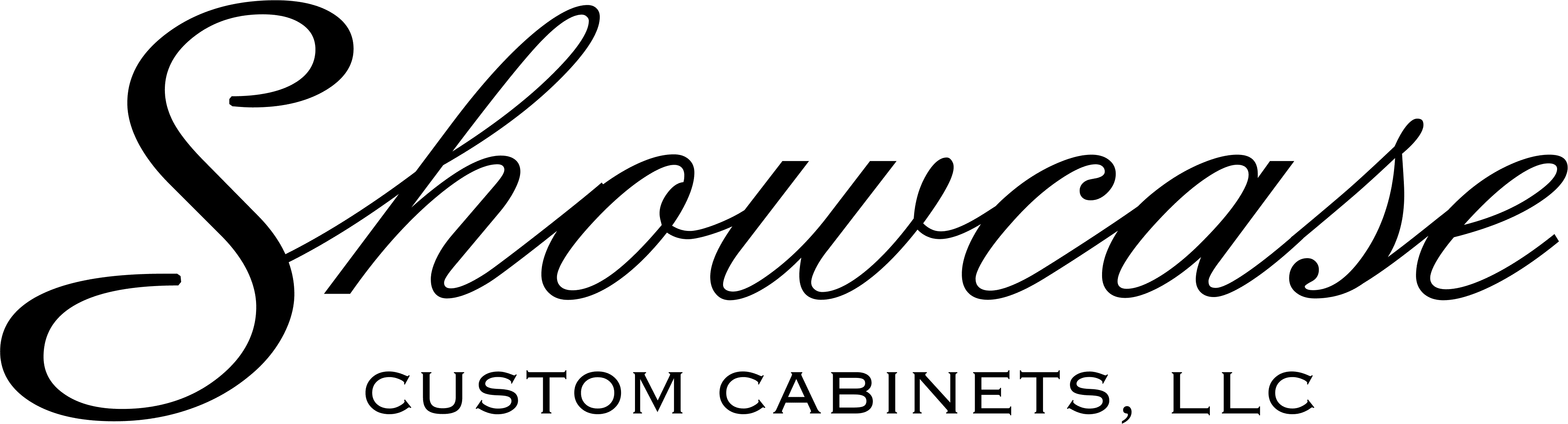 Showcase Custom Cabinets, LLC - Logo