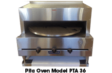 Large Scale Attias Pizza Oven