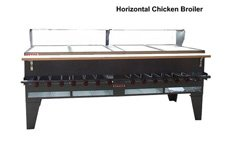 Horizontal Chicken Broiler