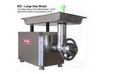 Attias Large Scale Mixer