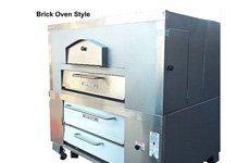 Brick oven style