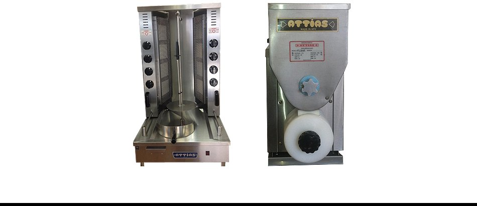 Glass Panel Gyro Machines