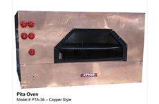 Attias Pizza Oven Copper Style