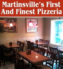 Pizzeria - Martinsville, NJ - Joe's Pizza