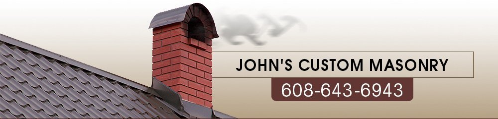 Chimneys Built and Repaired - North Freedom, WI - John's Custom Masonry