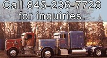 Tank And Van Trailer Rentals - Marlboro, NY - RMC Trucking Inc - Trucking Services  -Call 845-236-7726 for inquiries.