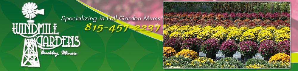 Garden Nurseries Buckley, IL - Windmill Gardens