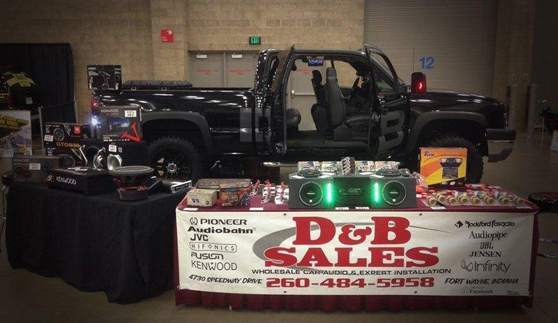 D B Sales Inc Car Audio Tools Remote Starters Fort Wayne In