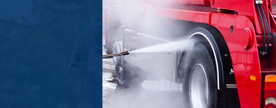 Truck Fleet Cleaning | Erie, MI | Liedel Power Cleaning | 734-848-2827