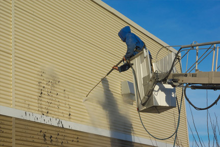 Building cleaning   Erie, MI   Liedel Power Cleaning   734-848-2827