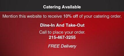 Pizzeria - Celebres Pizzeria - Philadelphia, PA