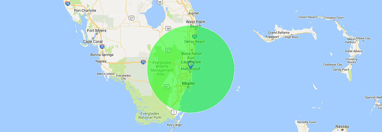 A Florida Glass 954-452-1059