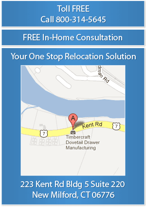 Complete Moving Services - New Milford, CT  - Relocation Express
