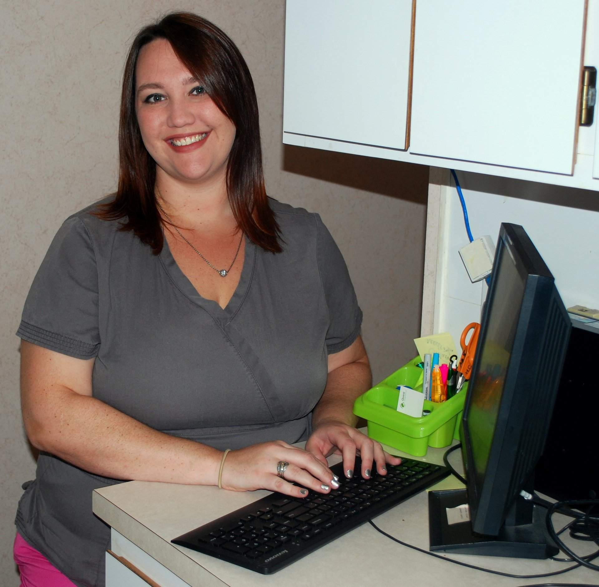 Kristen Saferight  - LPN/Physician's Procedure Liaison