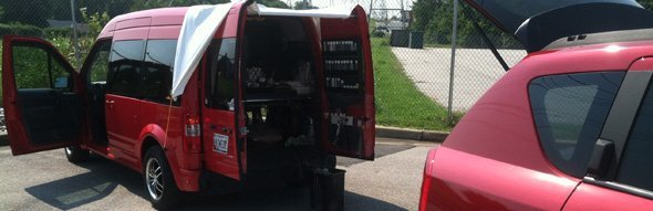 Mobile body shop | Fork, MD | The Paint Medic, Inc. | 410-456-2227