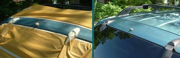 Custom color matching | Fork, MD | The Paint Medic, Inc. | 410-456-2227