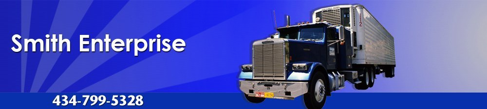Auto Towing Services - Danville, VA - Smith Enterprise