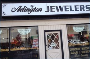 Arlington jewelers shop