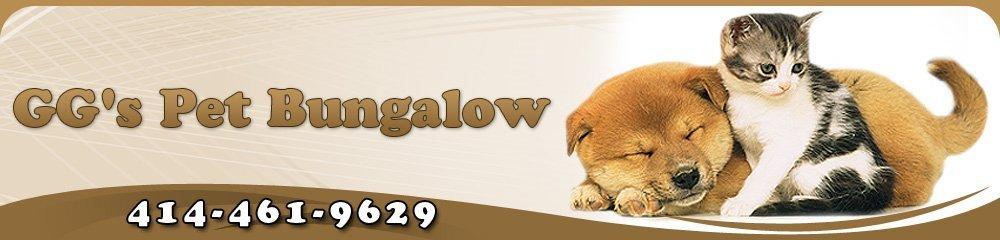 Pet Grooming Milwaukee, WI - GG's Pet Bungalow