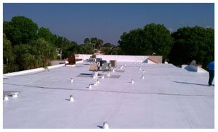 Commercial roofing | Wichita, KS | Precision Construction Services | 316-260-9200