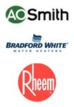 A.O. Smith, Bradford White, Rheem