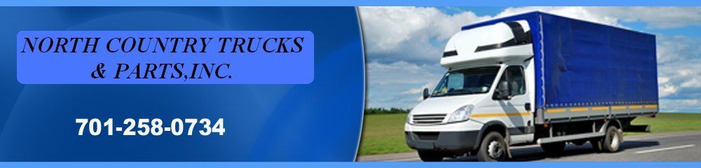 Truck Services - Bismarck, ND - North Country Trucks & Parts, Inc.