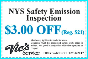 auto repair | Oneonta, NY | Vic's Service | 607-432-3162