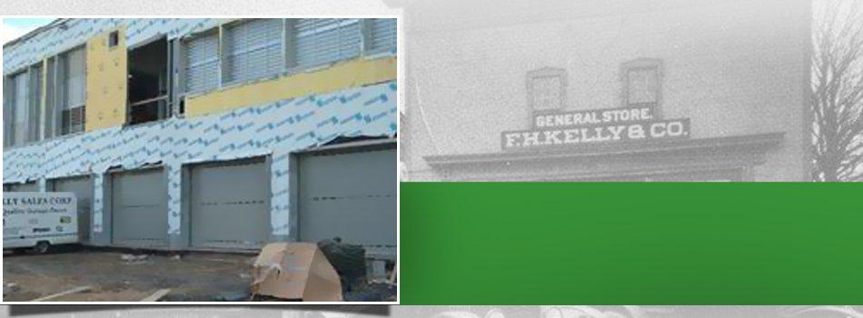 Garage doors | Madrid, NY | Kelly Sales Corporation | 315-322-5741