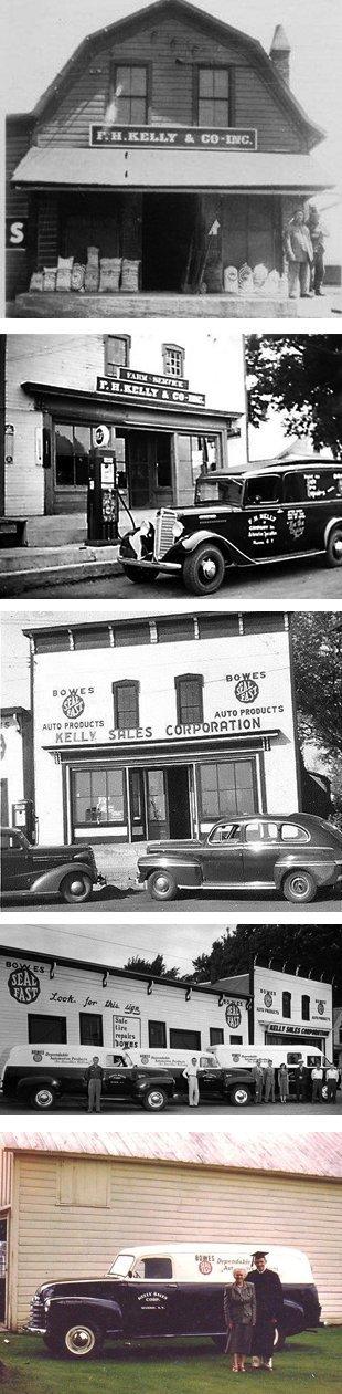 Kelly Sales Corporation companys old photos