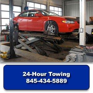 Auto Body - Fallsburg, NY - Fallsburg Tire & Auto Center - 24-Hour Towing 845-434-5889