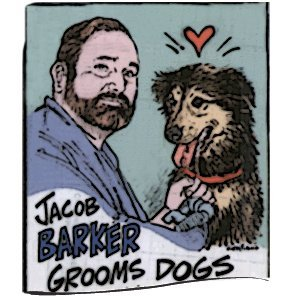 Dog Mobile Grooming - Tampa, FL - Barker's Mobile Pet Grooming - Jacob barker grooms dogs
