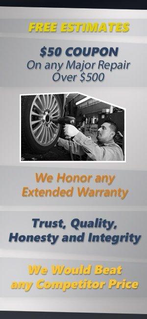 Durabuild Transmission Co. LLC - Auto Parts and Tires - Phoenix, AZ