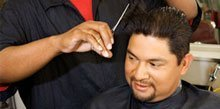 barber shop - Knoxville, TN - Headliners Barber Shop - hair cut