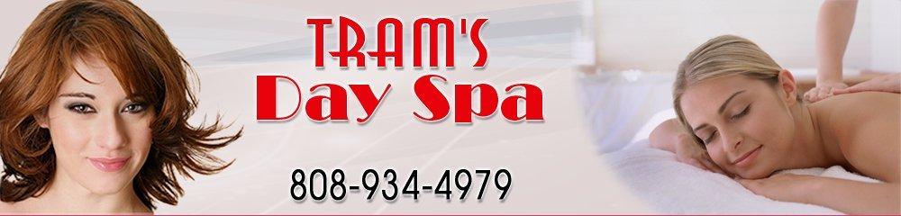 Salon and Spa Services - Hilo, HI - Tram's Day Spa