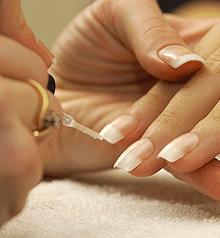 Baroda, MI Beauty Salon | Skin Care - Kinda Special - nail polishing