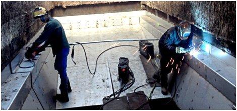 Hog Loading Shoots | Waldorf, MN | Waldorf Welding & Machine | 507-239-2395