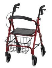 Four Wheel Rollator  | Milwaukee, WI | Discount Mobility Product LLC  | 414-321-3500