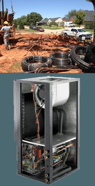 Geothermal heating | Bethany, OK | Metro Service Company | 405-942-6092