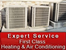 Heating Services - Millsboro, DE - First Class Heating and Air