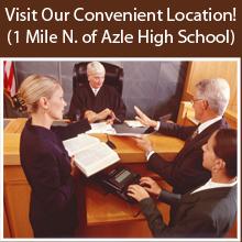 Lawyer - Azle, TX - Tyler A. Harden Attorney