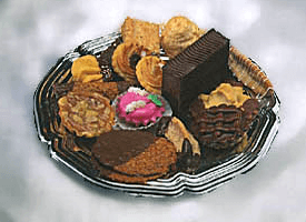 Dessert - Santa Barbara, CA - Olsen's Danish Village Bakery - Assortment of Danish Delights