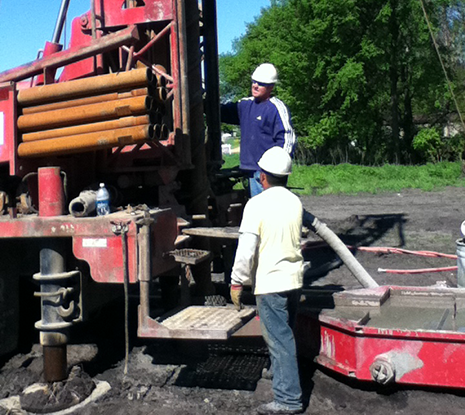 Well drilling professionals