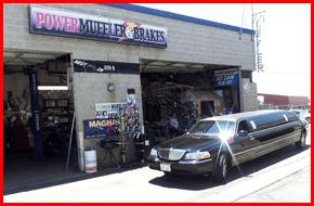 Power Muffler & Brakes - Auto Repairs  - Monrovia, CA