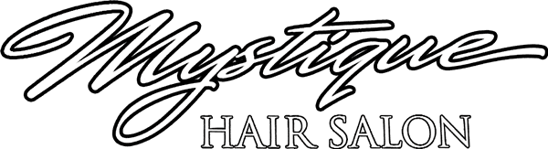 Mystique Hair Salon - Logo